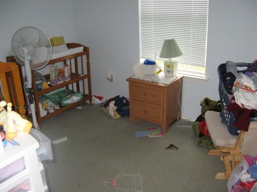 Susannah's room