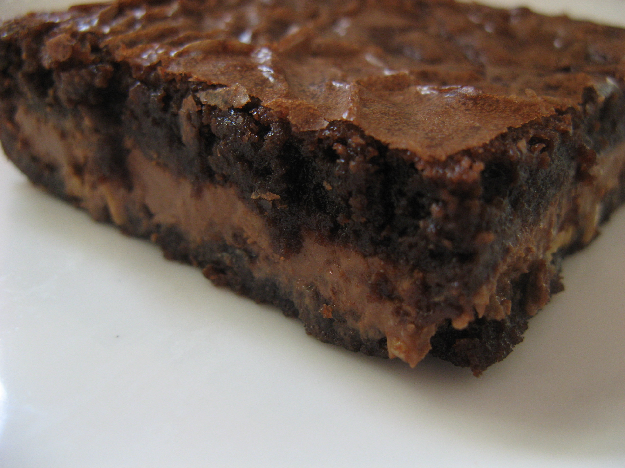 Recipe: Symphony Bar Brownies | Somewhere In The Middle