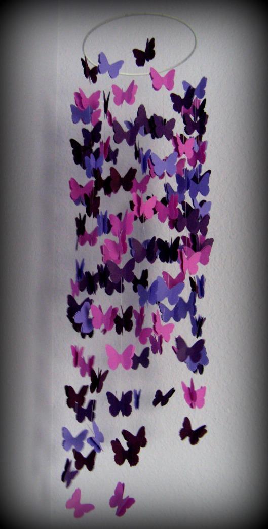 Фотосессия с бабочками своими руками 63