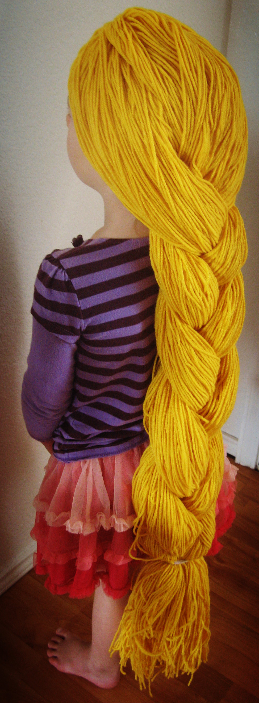 Fairy Tale Month: Rapunzel Braid Project – Somewhere in ...