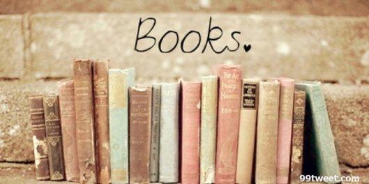 I Love Books Twitter Header
